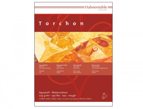 Aquarellkarton Torchon, 24x32cm, 20 Blatt, 275 g/m²