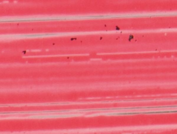 Verzierwachsplatten, gestreift, 200x100x0,5mm, 10 St., fuchsia