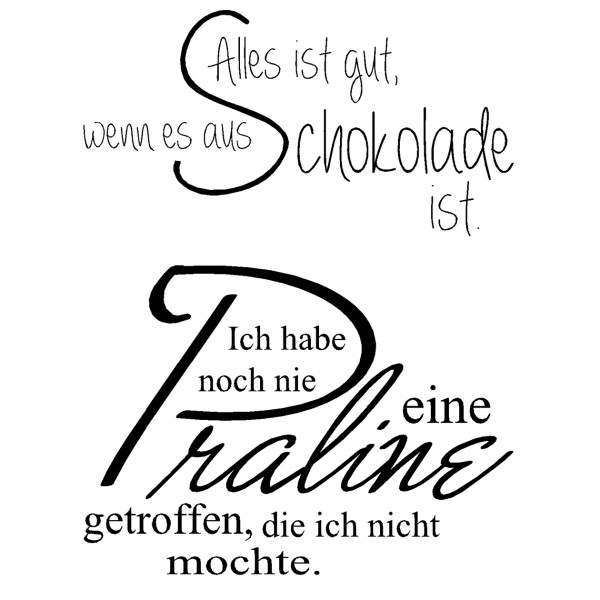 Clear Stamps - Alles ist gut