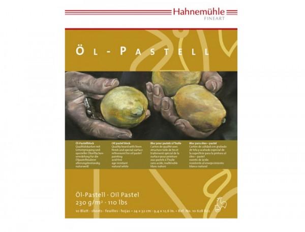 Öl-Pastell - Block 30x40cm, 10 Blatt