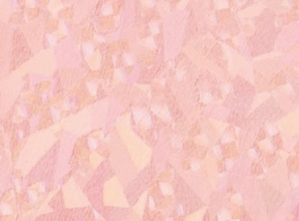 Verzierwachsplatten, flitter, 200x100x0,5mm, 10 Stück, rosa