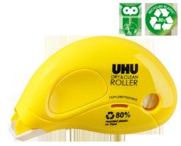 Uhu Modellbaukleber ~ Uhu dry clean roller non permanent kreativ depot