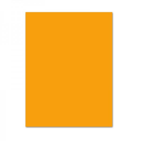 Fotokarton, 10er Pack, 300 g/m², 50x70 cm, dunkelgelb