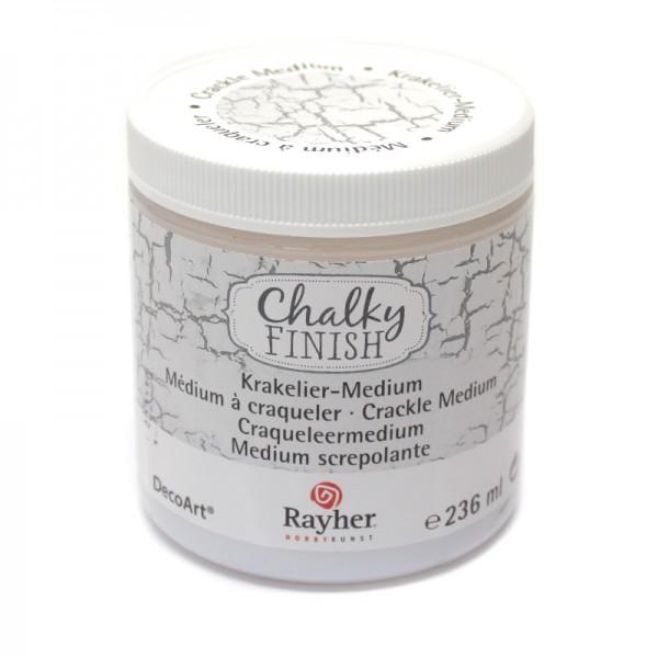 Chalky-Finish Krakelier-Medium, 118 ml