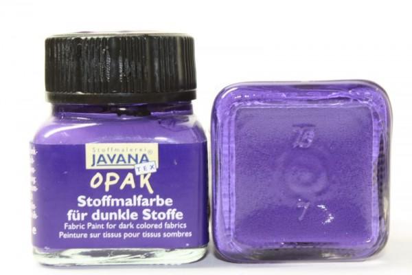 JAVANA TEXTIL Opak, für dunkle Stoffe, 20 ml, Violett