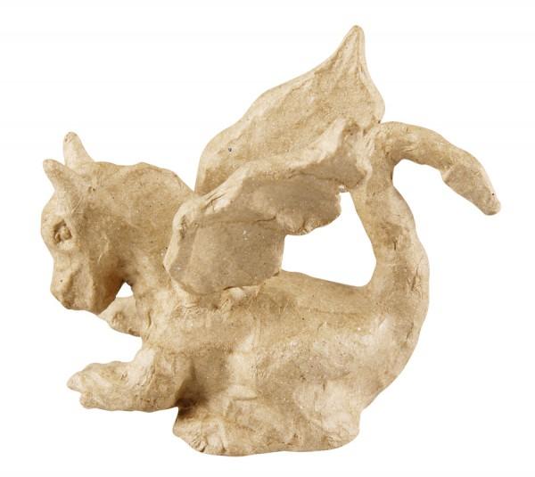 decopatch Tierfigur Drache, 12x6,3x10,2cm