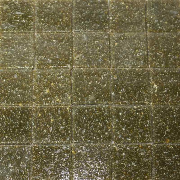 Mosaic Artdecor, 1 x 1 cm, ca. 1 kg, dunkelbraun