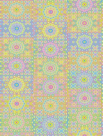 Decopatch-Papier,30x39cm, Motiv Nr. 633