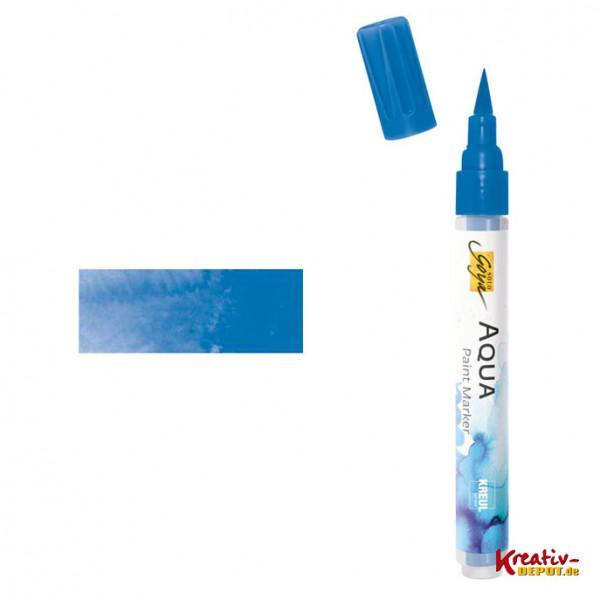 Aqua Paint Marker - Kobaltblau