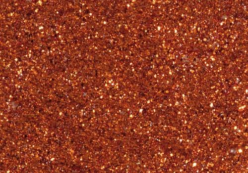 Glitter Glue, 50 ml kupfer