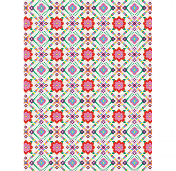 Decopatch-Papier, 30x39cm, Motiv Nr. 753