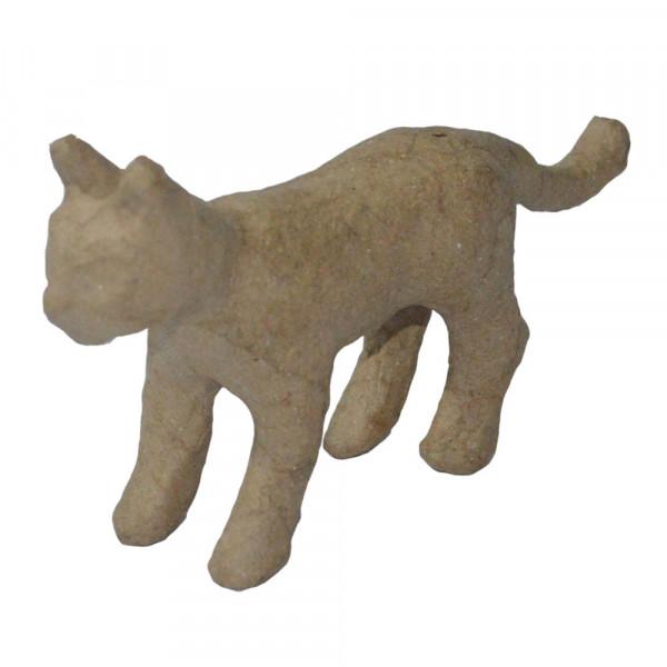 "Tierfigur ""Katze"" 9 x 9cm"