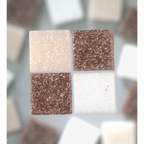 Efco Mosaik Glasstein pro, 10 x 10 mm, lilamix