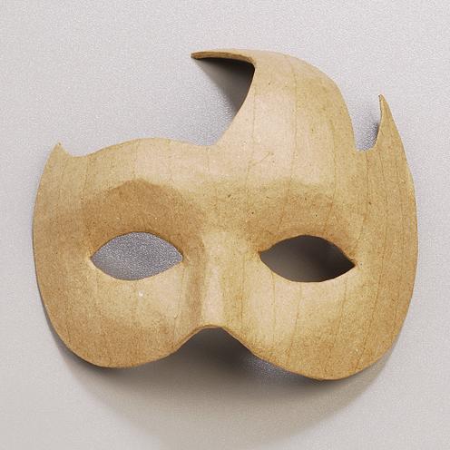 Maske Aus Staubsaugerbeutel