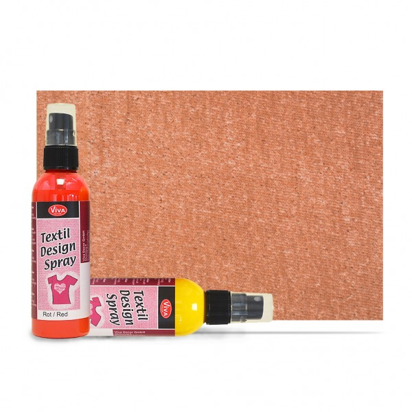 Viva Decor Textil Design Spray - Braun
