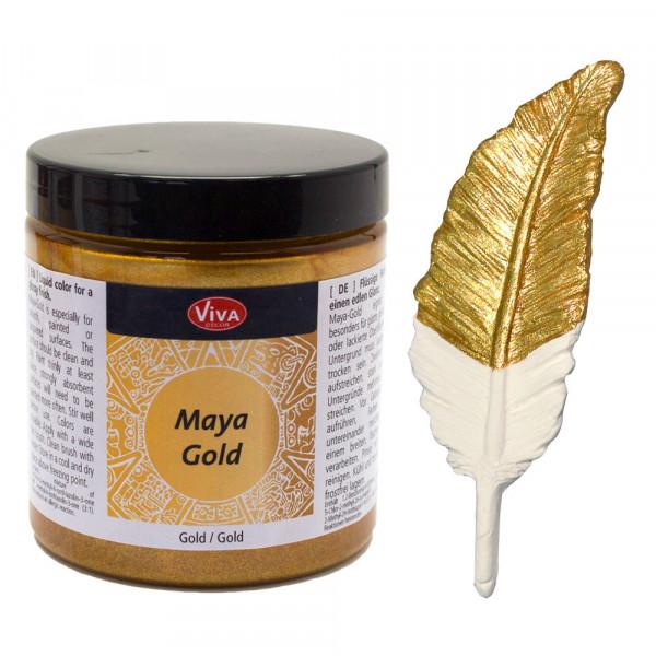 Viva Decor Maya-Gold, 250 ml, Gold