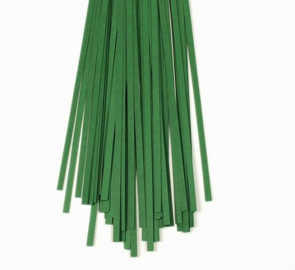 Quilling Papierstreifen, 5mm x 450mm, grün