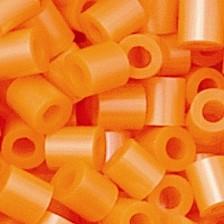 Bügelperlen, 3.500 Stück, mandarin