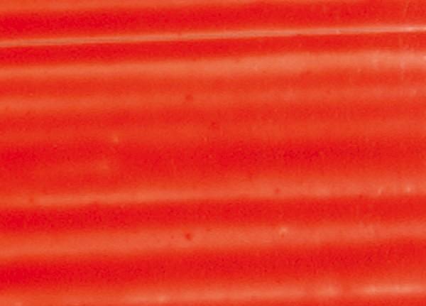 Verzierwachsplatten, gestreift, 200x100x0,5mm, 10 St., rot