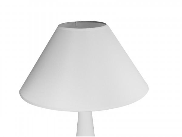 Lampenschirm, konisch, rund - Höhe 22 cm