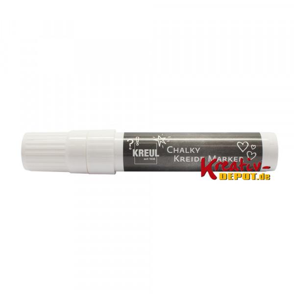 Chalky Kreide Marker XXL - Snow White