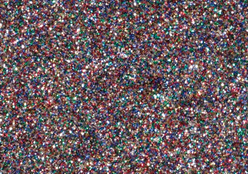 Glitter Glue, 50 ml bunt