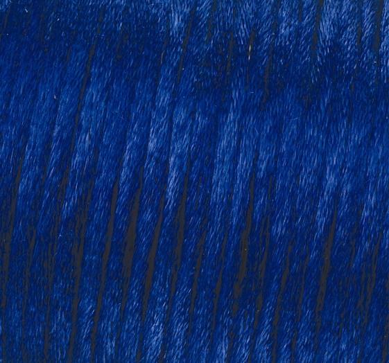 Satin Flechtkordel, Länge 50 m, Stärke 2 mm, blau
