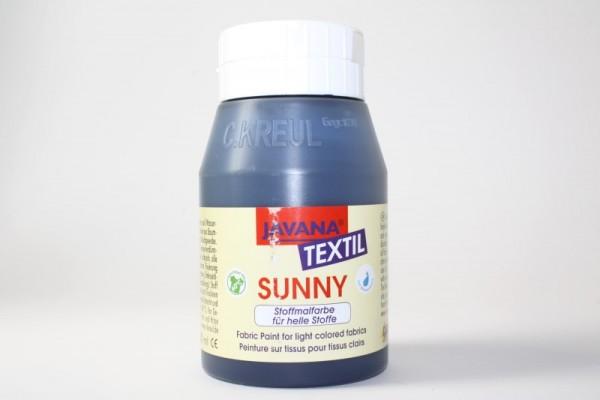 JAVANA TEXTIL SUNNY, für helle Stoffe, 500 ml, Grau