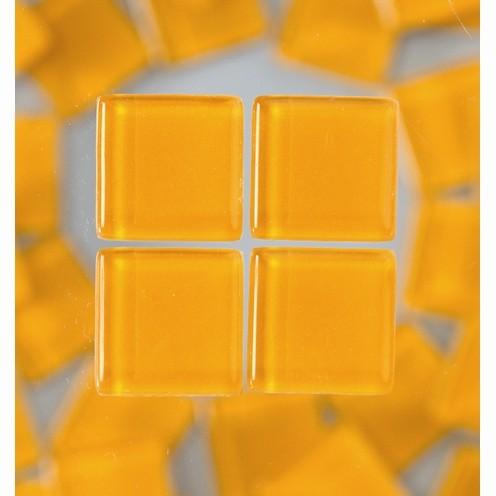 Efco Mosaik Glasstein soft, 10 x 10 mm, orange