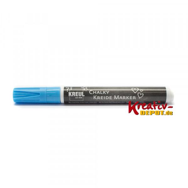 Chalky Kreide Marker - Nordic Blue