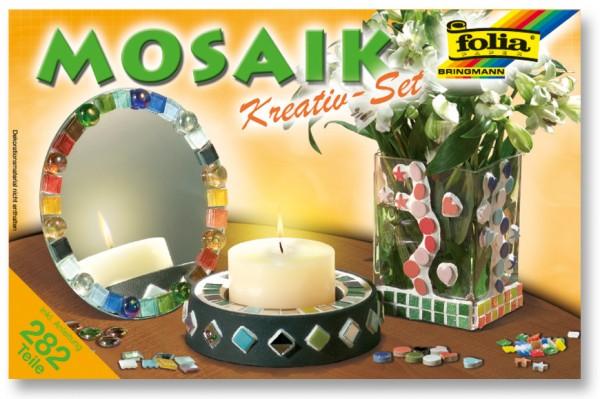 Mosaik Jumbo-Kreativ-Set, 282 teilig