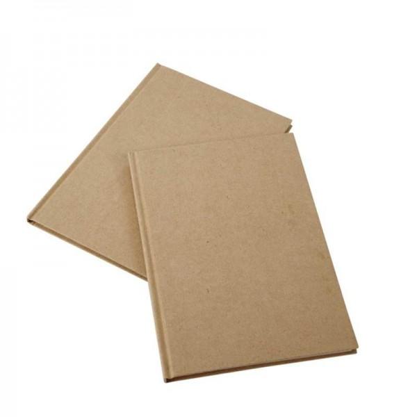 Notizbuch, aus Pappmachè, 15 x 21 cm