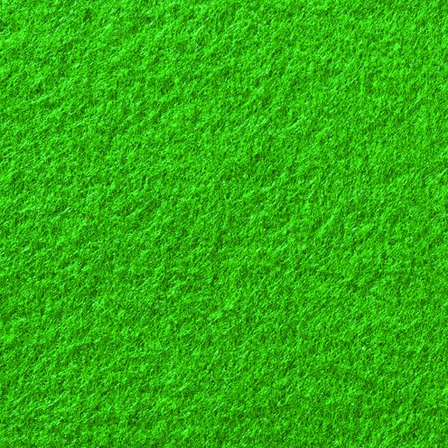 Bastelfilz, 1mm, 20x30cm, 10er Pack, grün