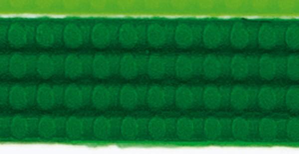 Wachsperlstreifen, 2mm, 20cm, 11 Stk., hellgrün