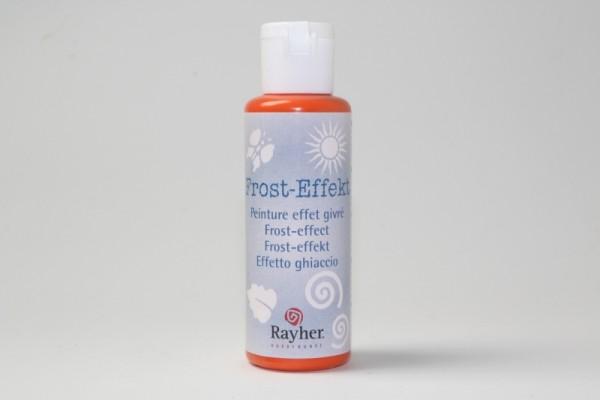 Frost-Effekt, 50 ml, orange