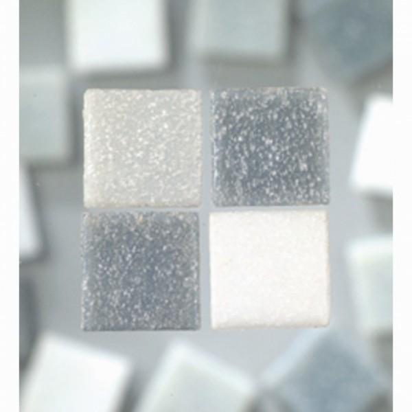 Efco Mosaik Glasstein pro, 10 x 10 mm, graumix