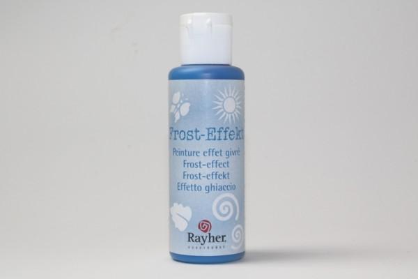 Frost-Effekt, 50 ml, azurblau