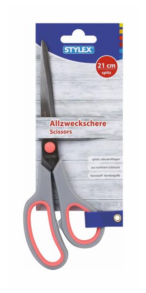 Allzweckschere, 8er, 21cm
