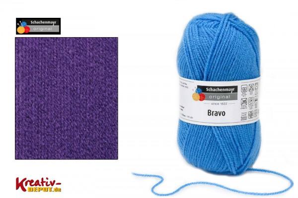 Schachenmayr Wolle - Bravo, 50g, violett