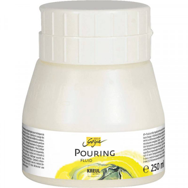 Solo Goya Pouring Fluid, 250 ml