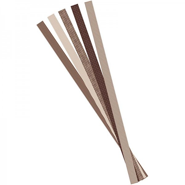 Papierstreifen für Fröbelstern Oslo,40 mm, 40 Stück