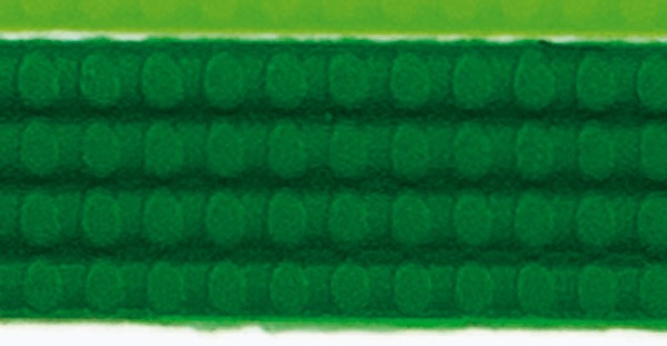 Wachsperlstreifen, 2mm, 20cm, 108 Stk., hellgrün