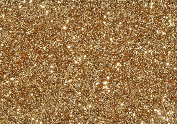 KnorrPrandell Glitter grob, bleichgold, 50g