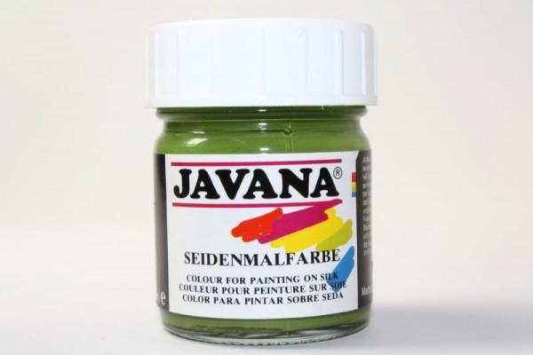 JAVANA Seidenmalfarbe, 50 ml, Pistazie