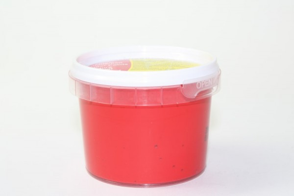 EBERHARD FABER Fingermalfarbe, 100 ml Topf, geraniumrot