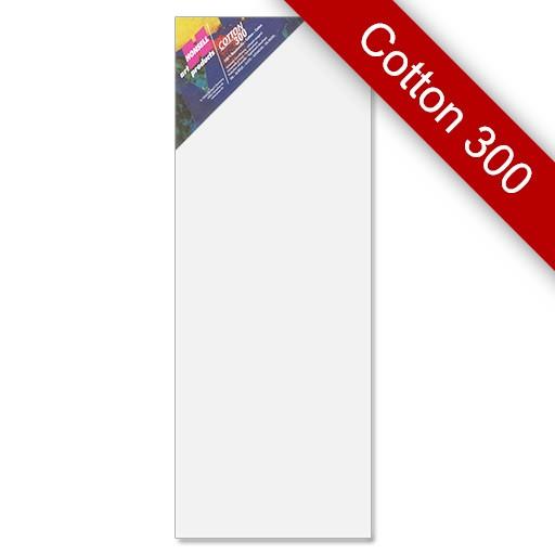 Keilrahmen Cotton 300, 30x80 cm, 4 Stück