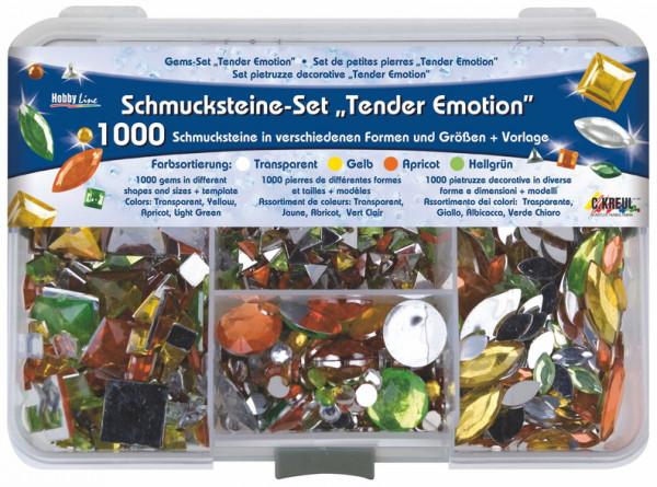 Hobby Line Schmucksteine Set Tender Emotion