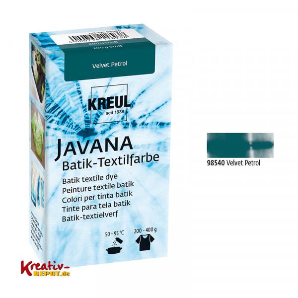 Javana Batik Textilfarbe 70g - Velvet Petrol