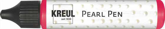 KREUL Pearl Pen, 29 ml, Rot