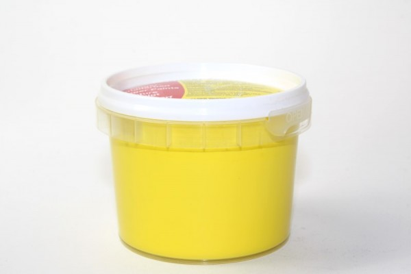 EBERHARD FABER Fingermalfarbe, 100 ml Topf, kadmiumgelb